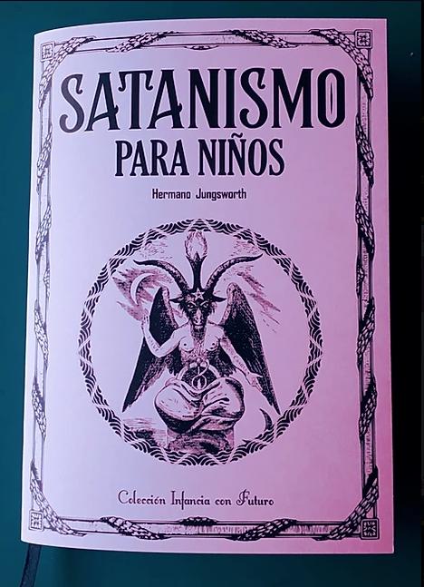 satanismo para niños